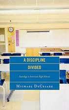 A Discipline Divided