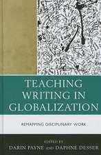 Teaching Writing in Globalization