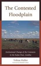 The Contested Floodplain