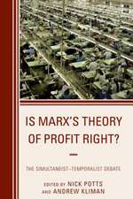 Is Marx's Theory of Profit Right?