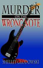 Murder on the Wrong Note