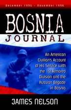 Bosnia Journal