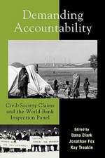 Demanding Accountability