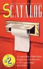 Scatalog: The #2 Bestseller!