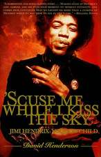 Scuse Me While I Kiss the Sky:  Voodoo Child