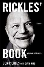 Rickles' Book