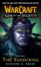 Warcraft: War of the Ancients #3: The Sundering: The Sundering