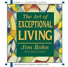 The Art of Exceptional Living  - Audio CD