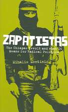 Zapatistas: The Chiapas Revolt and What It Means For Radical Politics