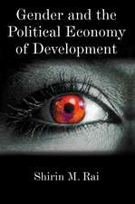 Gender and the Political Economy of Development: From Nationalism to Globalization