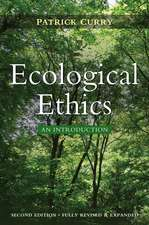 Ecological Ethics: An Introduction