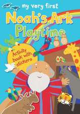 Rock, L: My Very First Noah's Ark Playtime