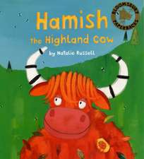 Hamish the Highland Cow