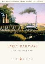 Early Railways: 1569-1830
