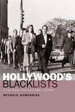 Hollywood's Blacklists
