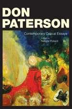 Don Paterson