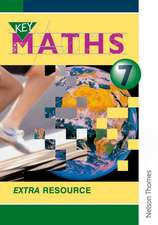 Key Maths 7 Extra Resource Pupil Book