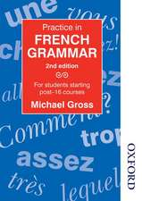 Practice in French Grammar - Second Edition