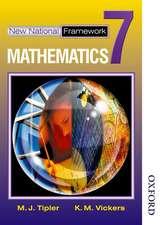 New National Framework Mathematics 7 Core Pupil's Book