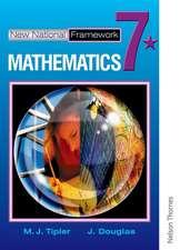 New National Framework Mathematics 7* Pupil's Book