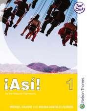 ¡Así! 1 Students' Book