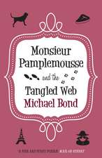 Monsieur Pamplemousse & The Tangled Web