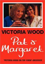 Pat and Margaret:  A Mad Carew Book