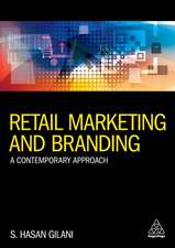 Retail Marketing and Branding: A Contemporary Approach