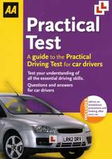 Driving Test Practical:  50 Walks of 2-10 Miles