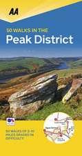 50 Walks in the Peak District