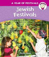 Jewish Festivals. Honor Head:  The Story Behind the Iconic Business. General Editor, Debbie Foy