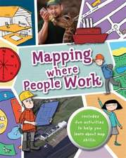 Mapping: Where People Work