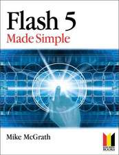 Flash 5 Made Simple