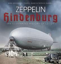 Grossman, D: Zeppelin Hindenburg
