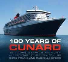 180 Years of Cunard
