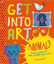 Get Into Art: Animals