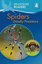 Spiders:  Deadly Predators