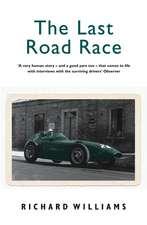 LAST ROAD RACE