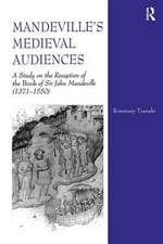Mandeville's Medieval Audiences