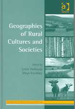 Geographies of Rural Cultures and Societies