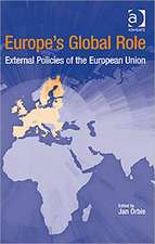 Europe's Global Role