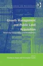 Growth Management and Public Land Acquisition: Balancing Conservation and Development