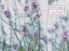 Glorious Flowers Bumper Card Pack:  Lavender