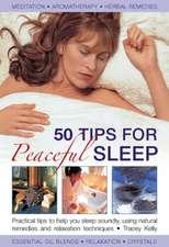 50 Tips for Peaceful Sleep
