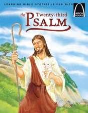 The Twenty-Third Psalm