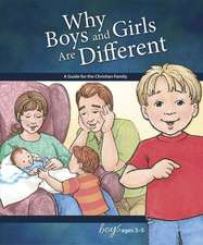 Why Boys and Girls Are Different:  For Boys Ages 3-5