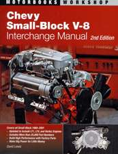 Chevy Small-Block V-8 Interchange Manual:  Breed Guide & Selection/Proper Care & Healthy Feeding/Building Facilities & Fencing/Showi