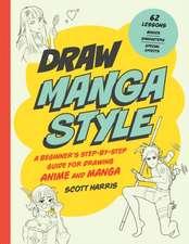 DRAW 62 MANGA STYLE