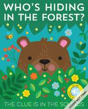 Who's Hiding in the Forest?