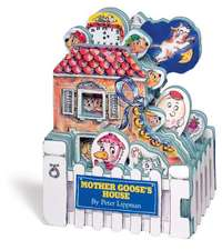 Mini House:  Mother Goose's House